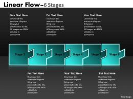 Linear Flow 6 Stages 57
