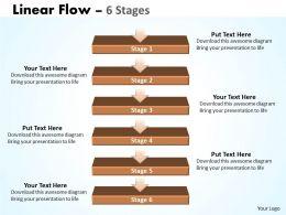 Linear Flow 6 Stages laminou 25