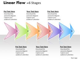 Linear Flow 6 Stages Style 59