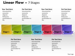 Linear Flow 7 Stages 37