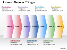 Linear Flow 7 Stages 38