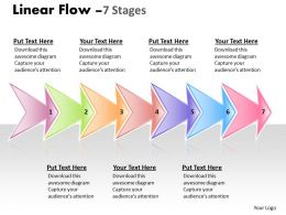 Linear Flow 7 Stages Style 42