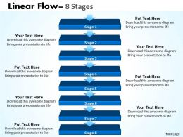 Linear Flow 8 Stages 18