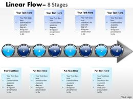 Linear Flow 8 Stages 20