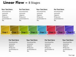 Linear Flow 8 Stages 23