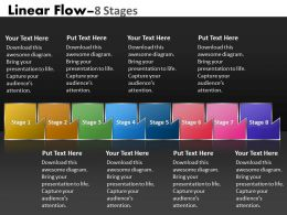 Linear Flow 8 Stages 25