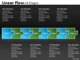 Linear Flow 8 Stages 26