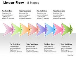 Linear Flow 8 Stages 8