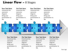 linear_flow_8_stages_style1_Slide01