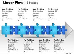 Linear Flow 8 Stages Style 28
