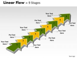 Linear Flow 9 Stages 16