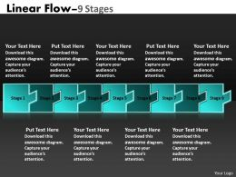 Linear Flow 9 Stages 2