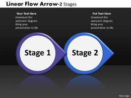 Linear Flow Arrow 2 Stages 41