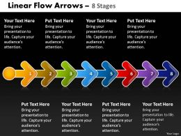Linear Flow Arrow 8 Stages 29