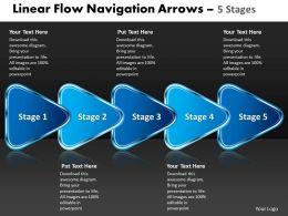 linear_flow_navigation_arrow_5_stages_80_Slide01