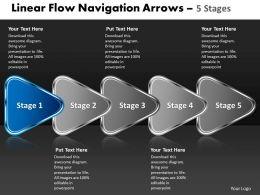 linear_flow_navigation_arrow_5_stages_80_Slide02