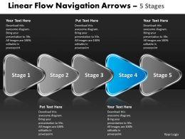 linear_flow_navigation_arrow_5_stages_80_Slide05