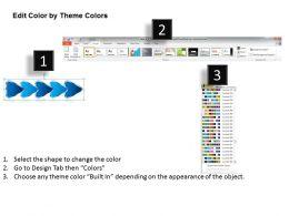 linear_flow_navigation_arrow_5_stages_80_Slide10