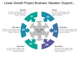 Linear Growth Project Business Valuation Support Training Coaching
