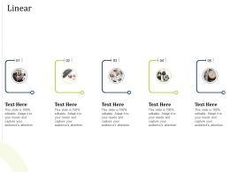 Linear N504 Powerpoint Presentation Skills Powerpoint Presentation Slides