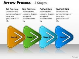 Linear Process 4 Stages 17