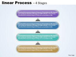 linear Process 4 Steps 20
