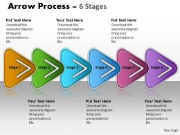 Linear Process 6 Stages 69