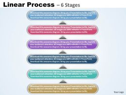 linear Process 6 Stages scaly 26