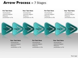 Linear Process 7 Stages 50