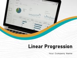 Linear Progression Improvement Analyze Financial Planning Communication Process