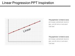 Linear Progression Ppt Inspiration