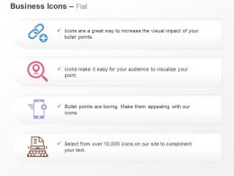 Link Building Local Seo Mobile Marketing Article Submission Ppt Icons Graphics