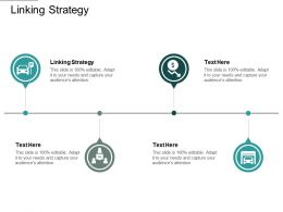 Linking Strategy Ppt Powerpoint Presentation Portfolio Examples Cpb