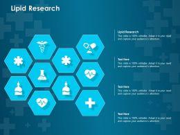 Lipid Research Ppt Powerpoint Presentation Inspiration Grid