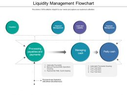 Liquidity Management Flowchart