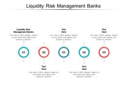 Liquidity Risk Management Banks Ppt Powerpoint Presentation Inspiration Cpb