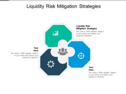 Liquidity Risk Mitigation Strategies Ppt Powerpoint Presentation Show Slide Cpb
