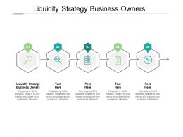 Liquidity Strategy Business Owners Ppt Powerpoint Presentation Layouts Cpb