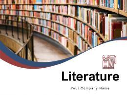 Literature Individual Reading Shelves Electronic Device Professor Teaching