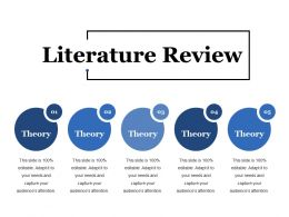 Literature Review Ppt Gallery