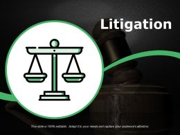 Litigation Sample Ppt Files