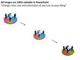 lm_pie_chart_with_person_flat_powerpoint_design_Slide02