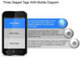 lo_three_staged_tags_with_mobile_diagram_powerpoint_template_Slide01