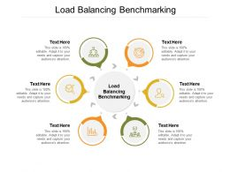 Load Balancing Benchmarking Ppt Powerpoint Presentation Slides Samples Cpb
