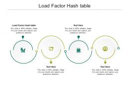 Load Factor Hash Table Ppt Powerpoint Presentation Gallery Infographics Cpb