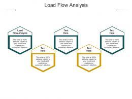 Load Flow Analysis Ppt Powerpoint Presentation Portfolio Picture Cpb