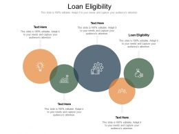Loan Eligibility Ppt Powerpoint Presentation File Grid Cpb