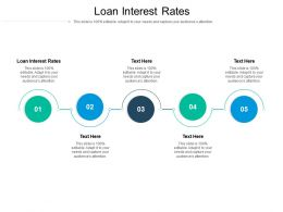 Loan Interest Rates Ppt Powerpoint Presentation Professional Background Image Cpb