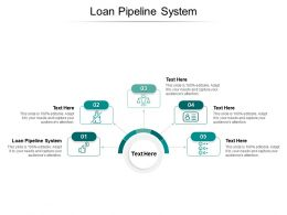 Loan Pipeline System Ppt Powerpoint Presentation Infographic Template Cpb