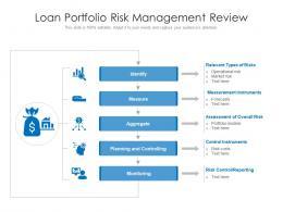 Loan Portfolio Risk Management Review